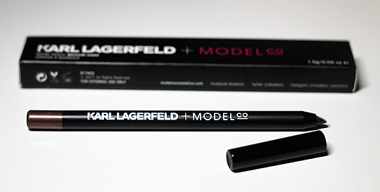 Karl Lagerfeld + Model Co. Brow Pencil Medium-Dark