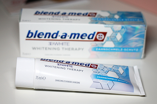 Blend-a-Med 3D White Whitening Therapy