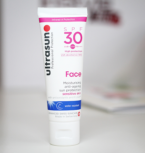 Ultrasun - Face SPF 30 Sonnencreme