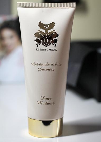 """Le Parfumeur """"Pour Madame"""" Gel Douche & Bain Duschbad"""