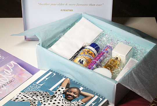 Lookfantastic Box September 2018