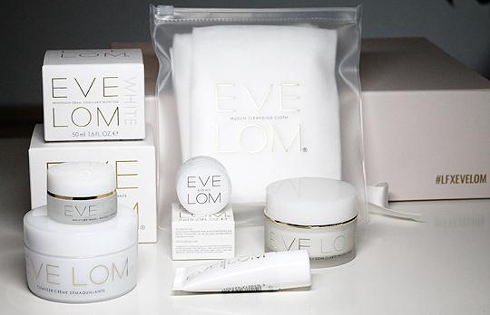 Eve Lom x Lookfantastic Box