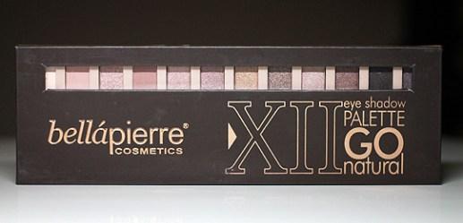 "Bellápierre XII ""Go Natural"" Lidschatten-Palette"