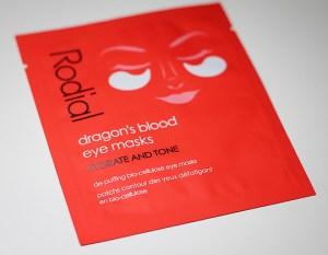 Rodial - Dragon's Blood Eye Masks