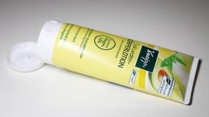 Kneipp Sekunden Körperlotion Zitronenverbene Avocadobutter