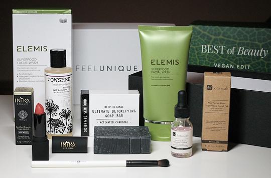 Best of Beauty Vegan Edition