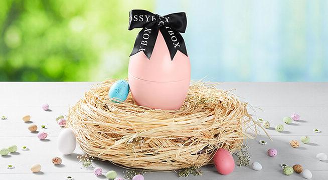 Glossybox Easter Egg 2019