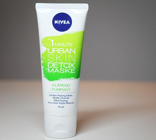 1 Minute Urban Skin Detox Maske