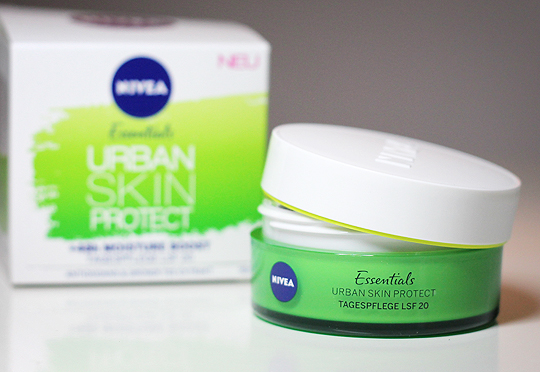Essentials Urban Skin Protect Tagespflege LSF 20