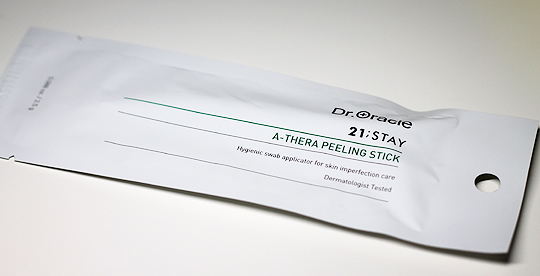 Dr. Oracle - 21; STAY A-Thera Peeling Stick