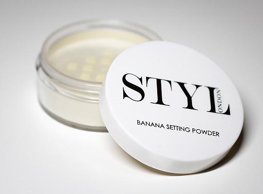 Styl London - Banana Setting Powder