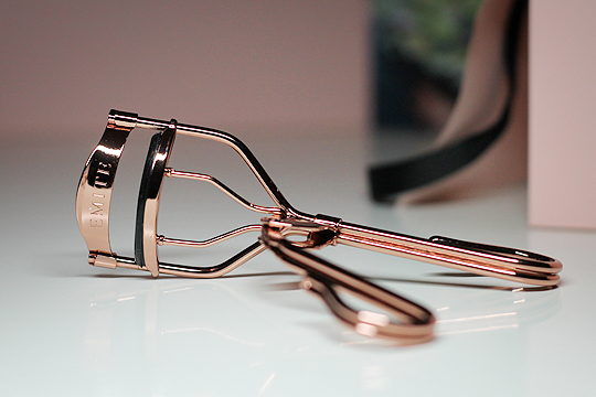 Emité Make-Up Rose Gold Professional Lash Curler
