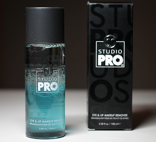bh Cosmetics - Studio PRO Eye & Lip Makeup Remover