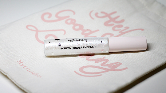 My Little Beauty Schimmernder Eyeliner