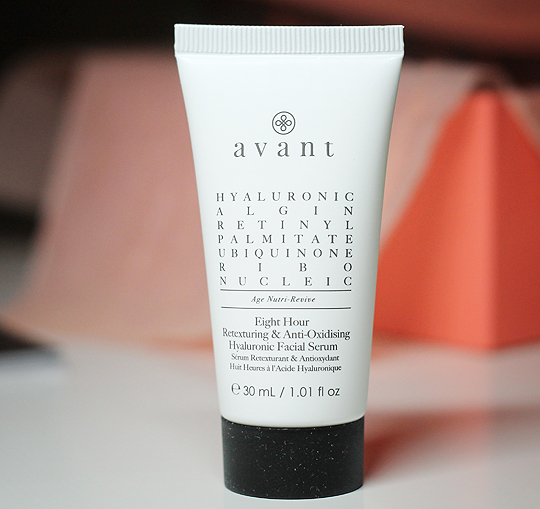 avant - Eight Hour Retexturing & Anti-Oxidising Serum