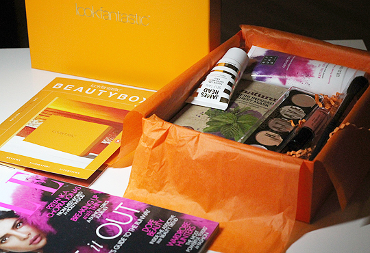 Lookfantastic Box August 2019