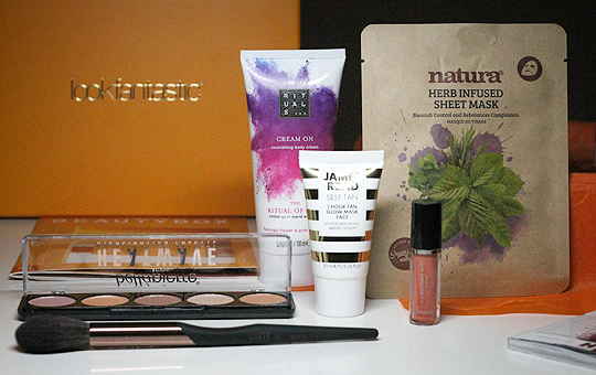 Lookfantastic Box August 2019: The Heatwave Edition