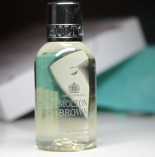 (Molton Brown London) Orange & Bergamot Bath & Shower Gel