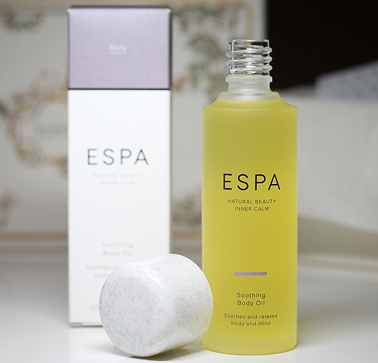 (ESPA) Soothing Body Oil