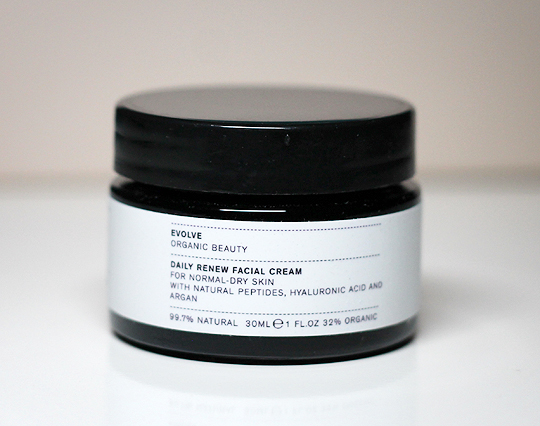 (Evolve Organic Beauty) - Daily Renew Facial Cream
