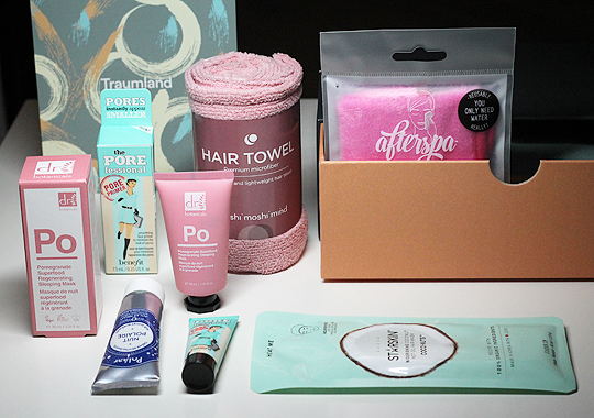 Die Goodiebox Oktober 2019