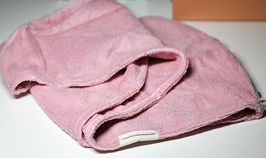 Hair Towel Premium Microfibre