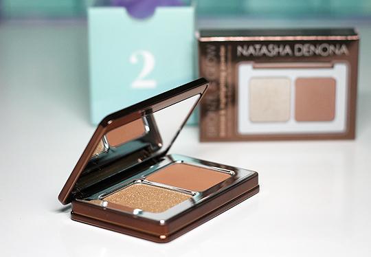 Kästchen Nr. 2: Natasha Denona Mini Bronze & Glow