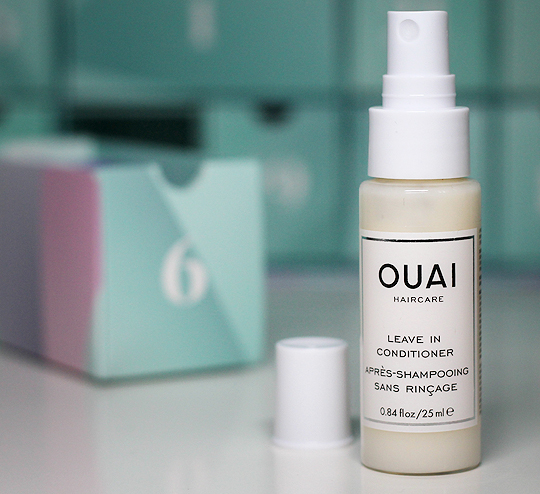 Kästchen Nr. 6: Ouai Haircare Leave-in Conditioner