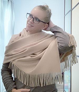 Codello Schal aus der Bloggerboxx - Edition Cozy Vibes