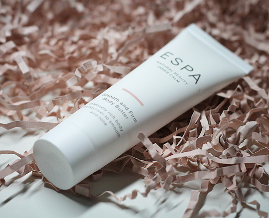 (ESPA) Smooth and Firm Body Butter