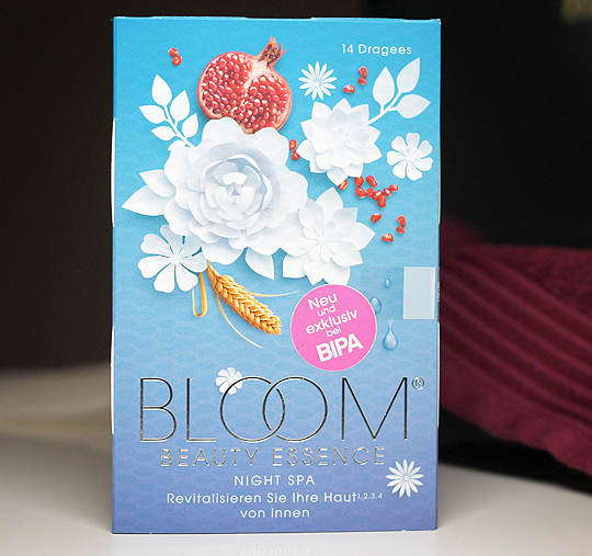 (Bloom) Beauty Essence Night Spa