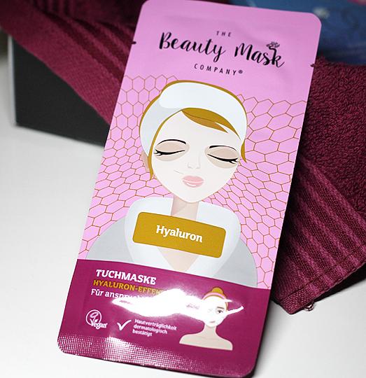 (The Beauty Mask Company) Hyaluron Tuchmaske