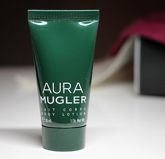 (Mugler) Aura Body Lotion