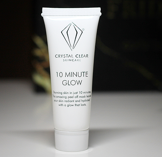 (Crystal Clear Skincare) 10 Minute Glow