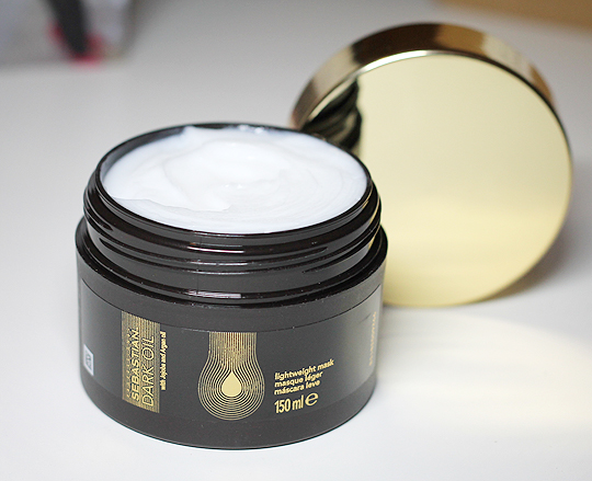 (Sebastian Professional) Dark Oil Haarmaske