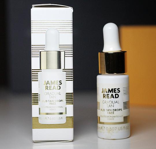 (James Read) Gradual Tan H2O Tan Drops Face