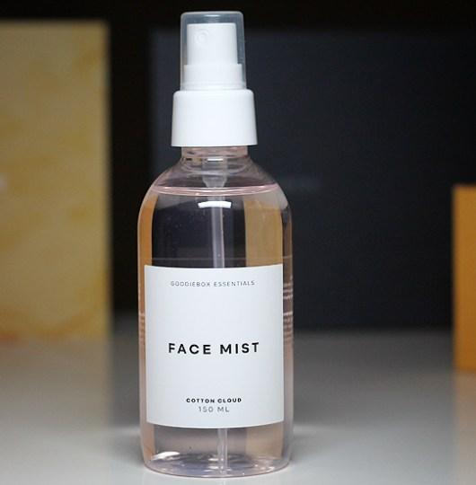 "(Goodiebox Essentials) Face Mist ""Cotton Cloud"""