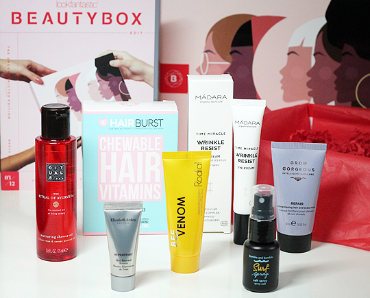 Lookfantastic Box März 2020