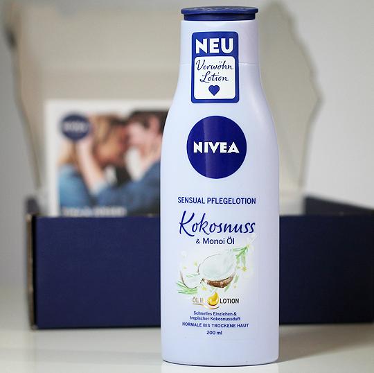 Kokosnuss & Monoi Öl Sensual Pflegelotion