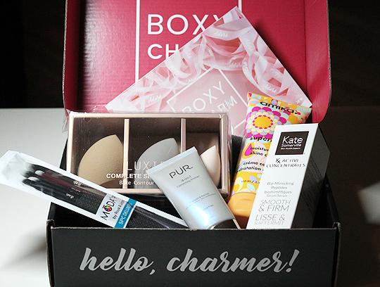 Die BoxyCharm Februar 2020