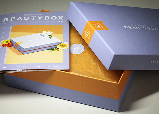 Lookfantastic Box April 2020