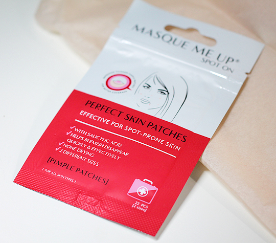 (Masque Me Up) Spot On - Perfect Skin Patches