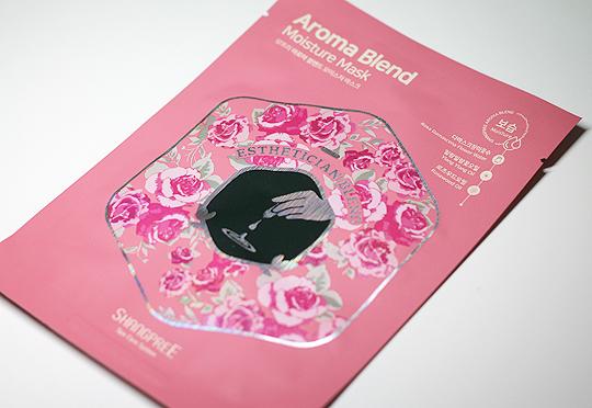 (Shangpree) Aroma Blend Moisture Mask