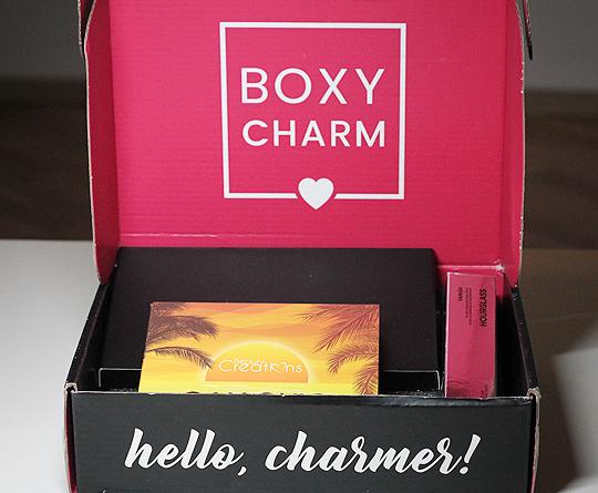 Die BoxyCharm Mai 2020