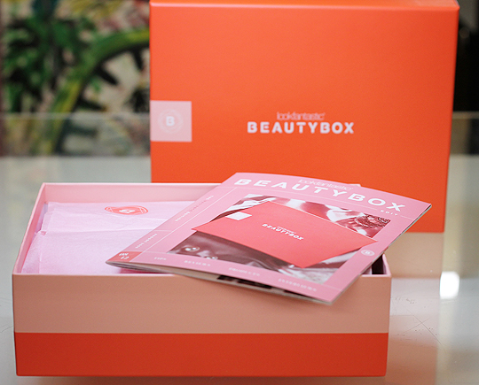 Die Lookfantastic Box August 2020