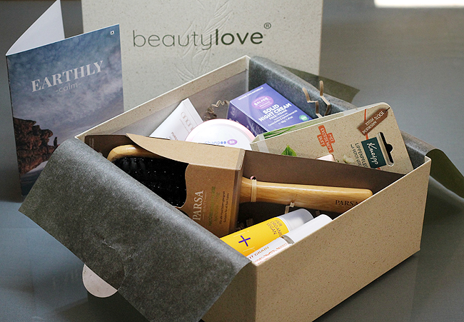 BeautyLove The Natural Box Oktober 2020