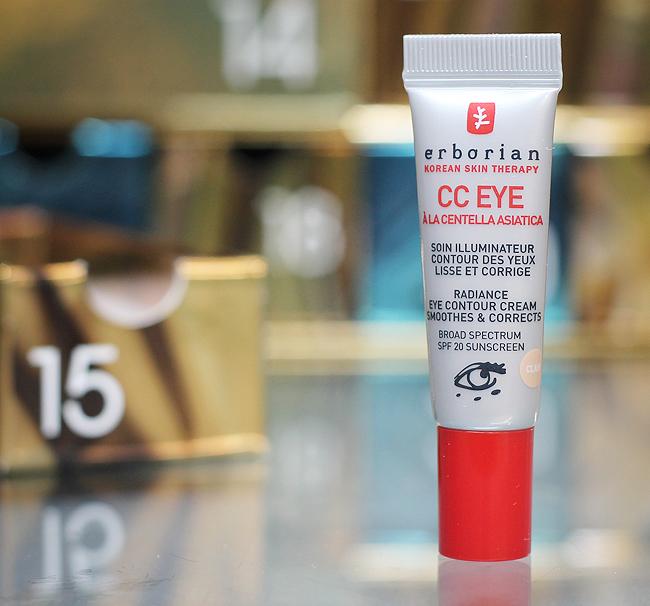 Kästchen Nr. 15: (Erborian) CC Eye Radiance Eye Contour Cream