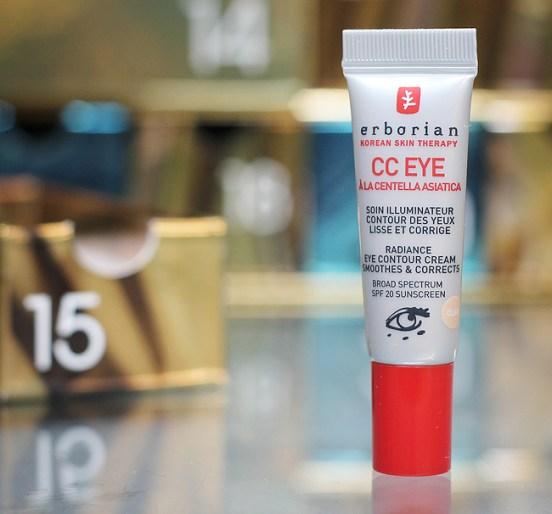 15. Kästchen: Erborian Augencreme