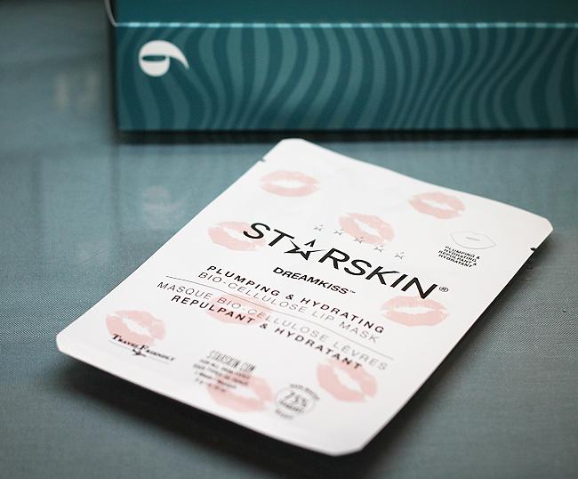 (Starskin) Dreamkiss Plumping & Hydrating Bio-Cellulose Lip Mask