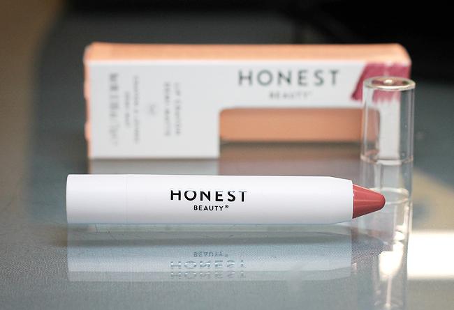 "[Honest Beauty] Lip Crayon Demi-Matte in ""Marsala"""
